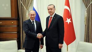 'Erdoğan ve Putin Suriye'yi paylaşıyor '