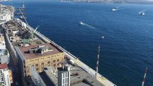 İstanbul limanı dev yolcu gemilerine hazırlanıyor