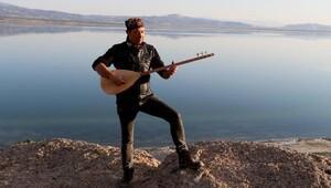 Sümer Ezgünün Burdur Gölü klibine büyük ilgi