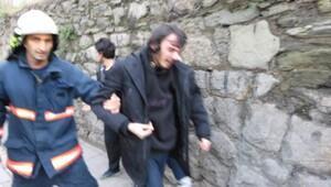 Bağdat Caddesinde türkü bar alev alev yandı (2)