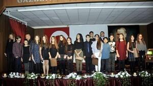 Gaziantep Kolej Vakfında şiir şöleni