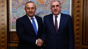 Çavuşoğlu: Azerbaycan halkının desteğini hiçbir zaman unutmayacağız'
