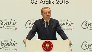 Cumhurbaşkanı Erdoğan Gelin şu anda dolarınızı, avronuzu TLye çevirin