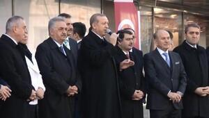 Erdoğan Görüşmenin hayırlara vesile olmasını temenni ediyorum(1)