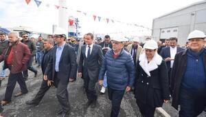 Bakırçay Bölge Şantiyesi açıldı