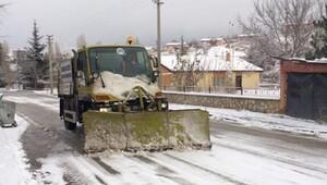 Başkentte kar teyakkuzu
