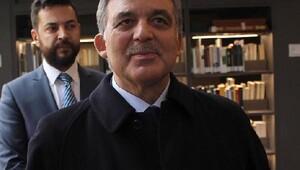 Abdullah Gül: Bu müze siyasetçilere okul gibi olacak