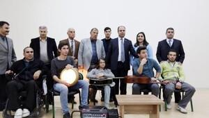 Engelliler müzik grubu kurdu