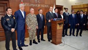 İçişleri Bakanı Soylu, Diyarbakırda (2)