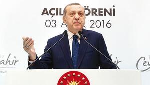 Erdoğan: Faize karşı yalnızlığımı biliyorum