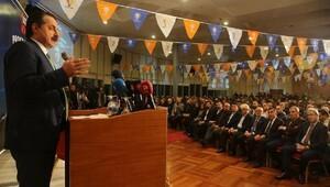 Bakan Faruk Çelik: Biz, Avrupa Birliğinin gidişatından kaygı duyuyoruz