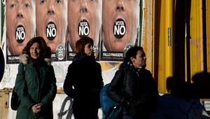 İtalyadaki referandumda oy kullanma işlemi başladı
