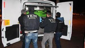 Viranşehirde hücre evine operasyon: 4 PKKlı ölü