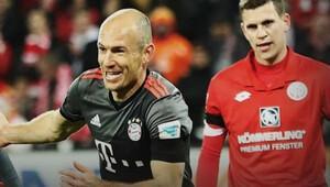 Arjen Robben imzayı açıkladı