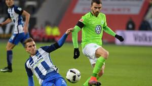 Wolfsburg, evde yok H. Berlin son anda...