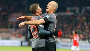 Bayern Münih seriye devam ediyor