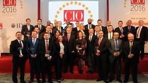 CIO Ödülleri 2016 sahiplerini buldu