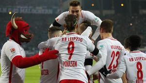 RB Leipzig doludizgin gidiyor
