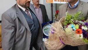 Beyşehir Belediye Başkanı, engelliler derneğini ziyaret etti