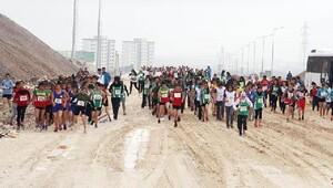 Bölgesel Kros Yarışması Şanlıurfada yapıldı