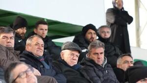 Yeşil Bursa-Düzcespor: 1-2