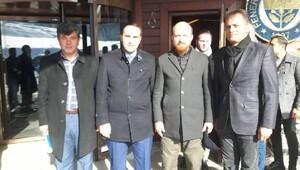 Bilal Erdoğan, Topuk Yaylasında stres attı