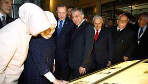 Abdullah Gül Müzesi açıldı
