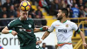 Aytemiz Alanyaspor 2-3 Atiker Konyaspor