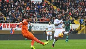 Aytemiz Alanyaspor-Atiker Konyaspor: 2-3