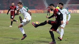 Gaziantepspor 1-2 Akhisar Belediyespor