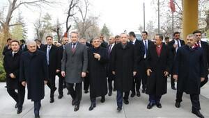Cumhurbaşkanı Abdullah Gül Müzesi görkemli törenle açıldı/ ek fotoğraflar