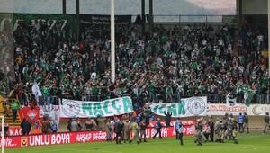 Aytemiz Alanyaspor-Atiker Konyaspor maçından sonra olay çıktı