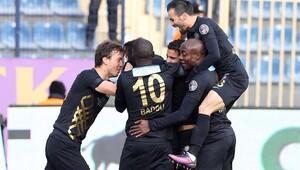 Osmanlıspor 2-1 Kardemir Karabükspor / MAÇIN ÖZETİ