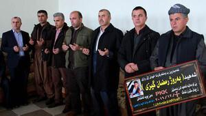 PKKlı teröristler Irakta bir genci öldürdü