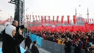 Erdoğan: Milliyiz biz. Bizim Türk Liramız bereketlidir/ ek fotoğraflar