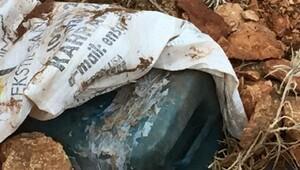 Şanlıurfa'da, 50 kilo patlayıcı ele geçti