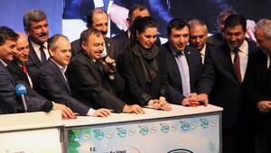 Bakanlar Eroğlu ve Kılıç, Samsunda açılış yapıp temel attı (3)