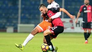 Adanaspor - Gençlerbirliği fotoğraflar