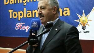 Bakan Arslan: Türkiyeyi IMF marifetiyle yönetenler, artık bizi çekemiyor (2)