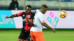 Adanaspor - Gençlerbirliği: 0-2