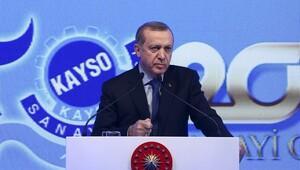 Cumhurbaşkanı Erdoğan: Ne olursa olsun faiz oranlarını düşürmek gerekiyor