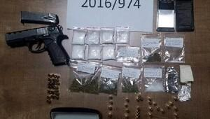 Kayseri'de uyuşturucu operasyonu: 12 gözaltı