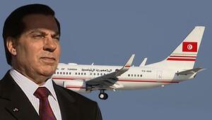 Tunusta Bin Ali için alınan uçak THYye satıldı