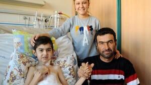 Özgüre, 6 yılda ikinci karaciğer nakli