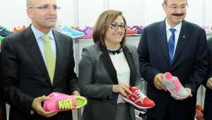 Gaziantepte ayakkabı fuarı açılıyor