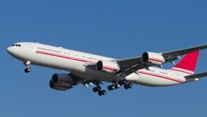THY, VIP filo için A340-500 aldı