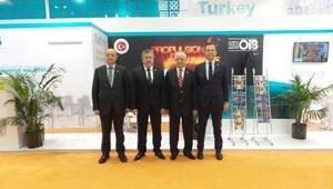 Türk otomotiv yan sanayi firmaları 140 ülke ile buluştu