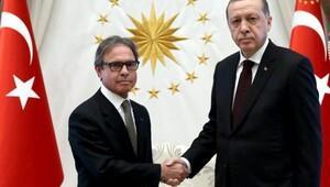 Cumhurbaşkanı Erdoğana Brezilya Büyükelçisinden güven mektubu