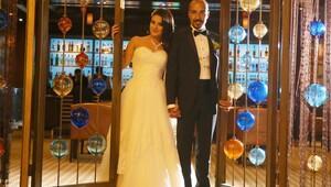 Bu kez kendi düğününü organize etti