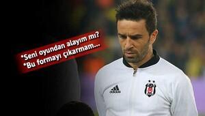 Beşiktaş soyunma odasında yaşananlar Böyle rezillik yaşamadım Gökhan...